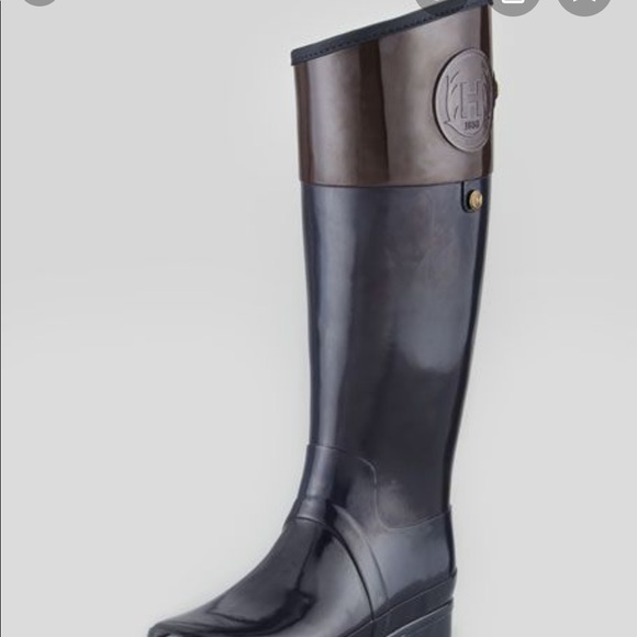 Hunter Shoes - Hunter sanhurst Carlyle riding boot